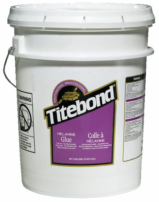 Hafele 003.15.148 Titebond, melamine glue, 5 gallon (each)