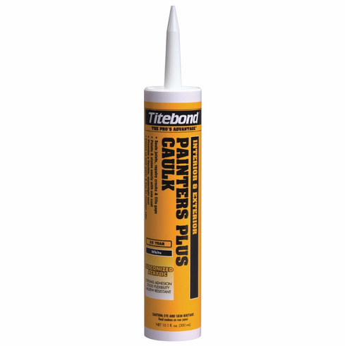 Hafele 003.55.085 Titebond, painters plus caulk, woodtone, 10.1 ounce (each)