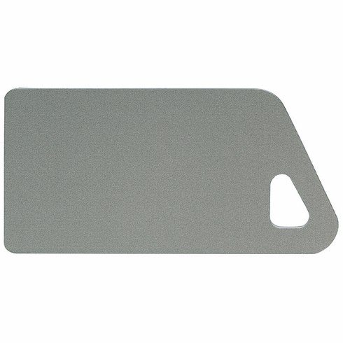 Hafele 917.44.085 Key Tag gray plastic, ABS, Tag-it 28 x 56mm (each)