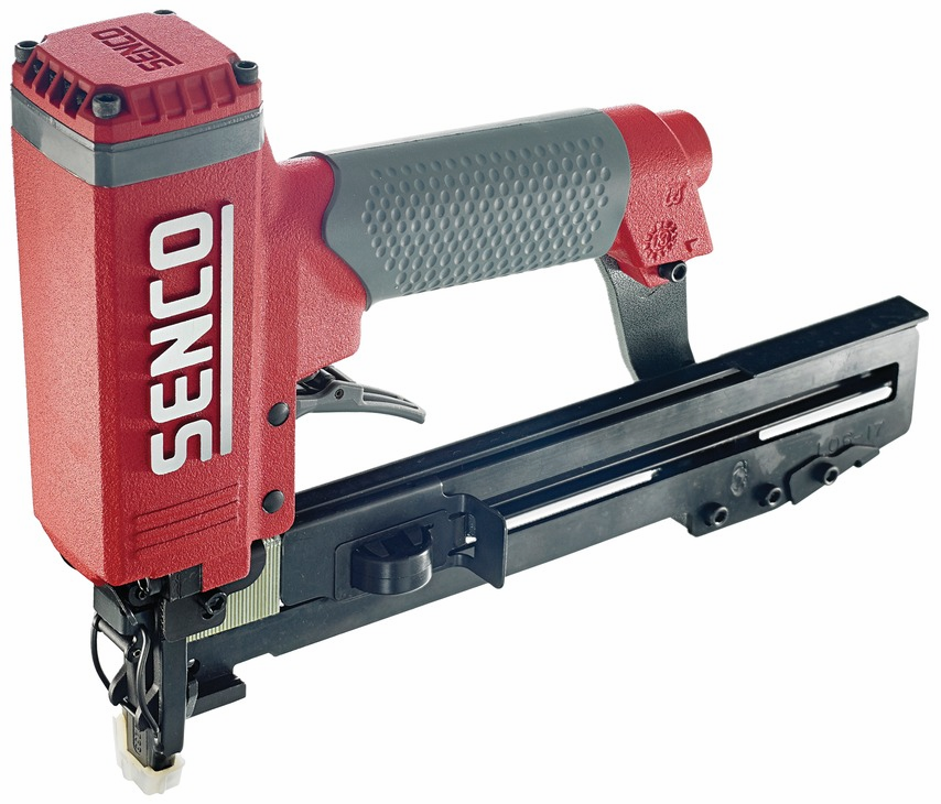 "Hafele 006.50.261 Senco SLS20XP-M 18 gauge x 3/8"" crown x 1 1/2"" medium wire stapler"