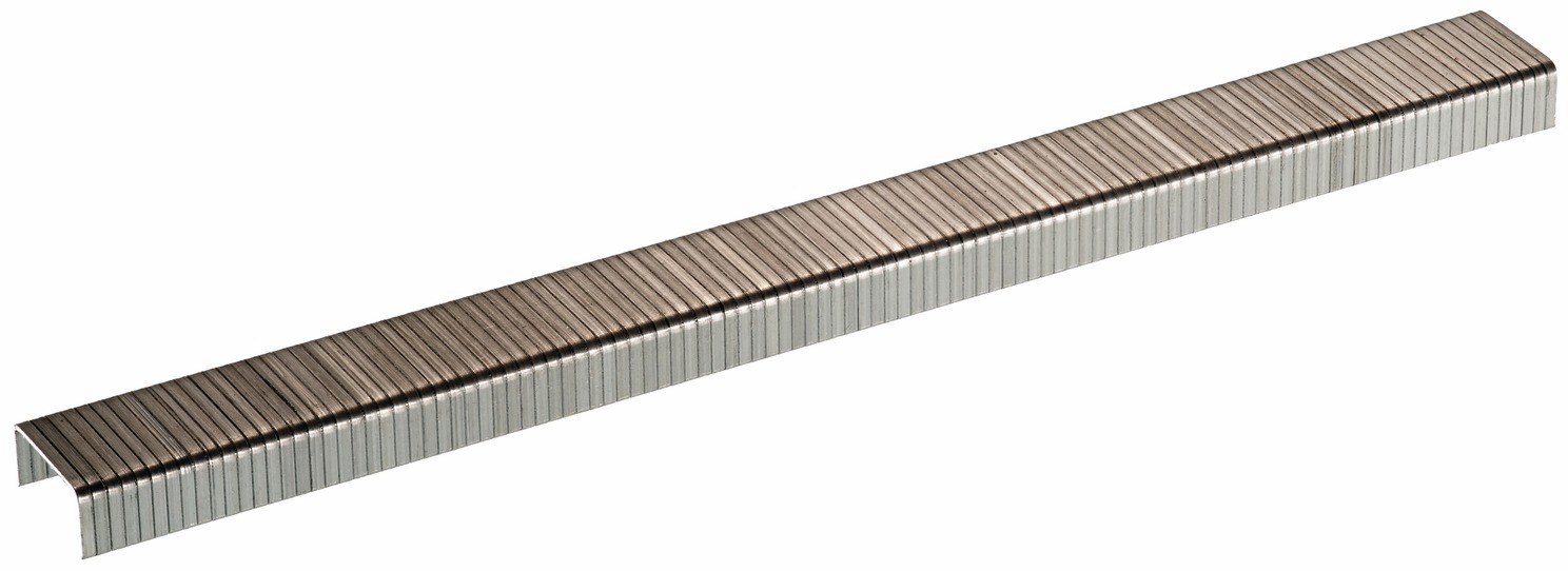 "Hafele 006.50.300 Senco F04BAAN 20 gauge x 1/2"" crown x 1/4"" chisel point staple galvanized"
