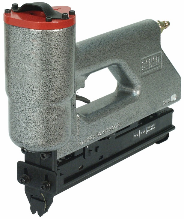 "Hafele 006.50.481 Senco SC1XP 25 gauge x 7/16"" crown x 9/16"" senclamp stapler (each)"