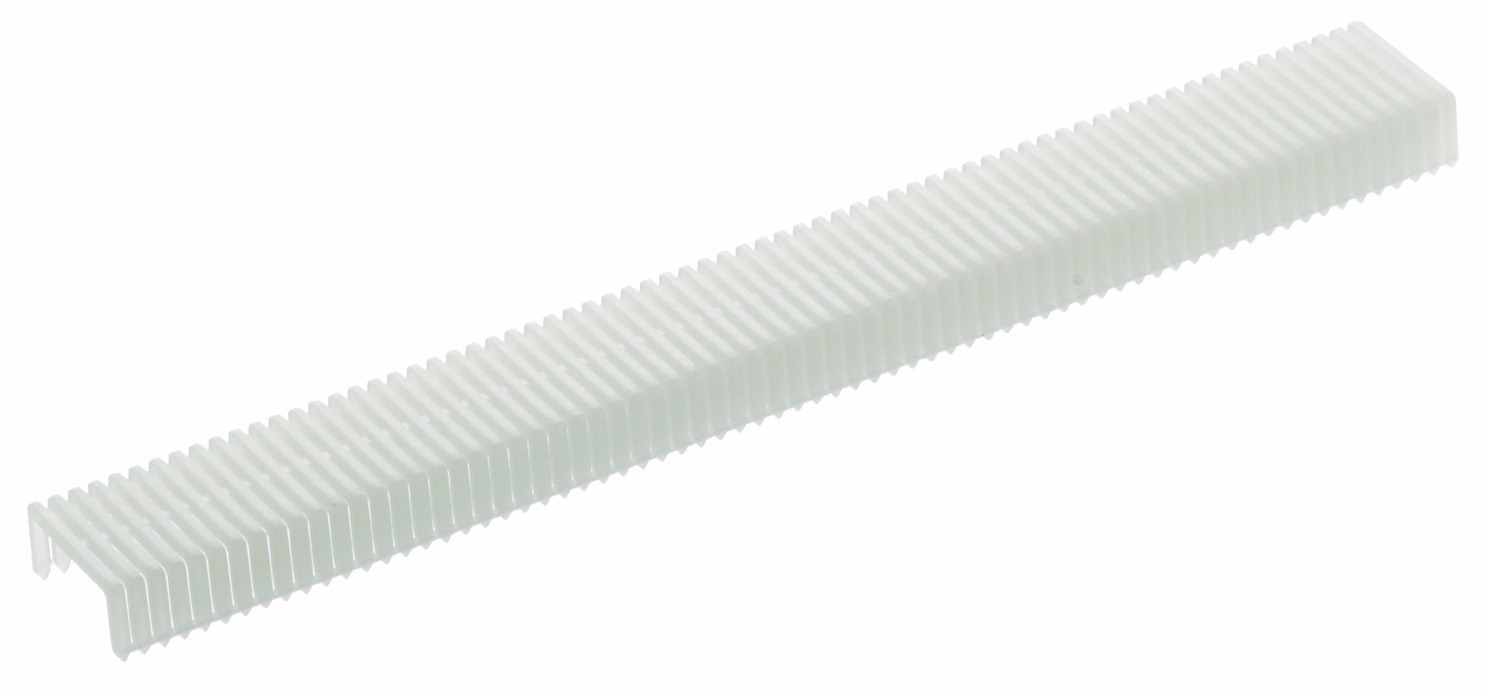 "Hafele 006.50.940 Senco M006001, plastic 16 gauge x 1/2"" crown x 3/8"" staples"