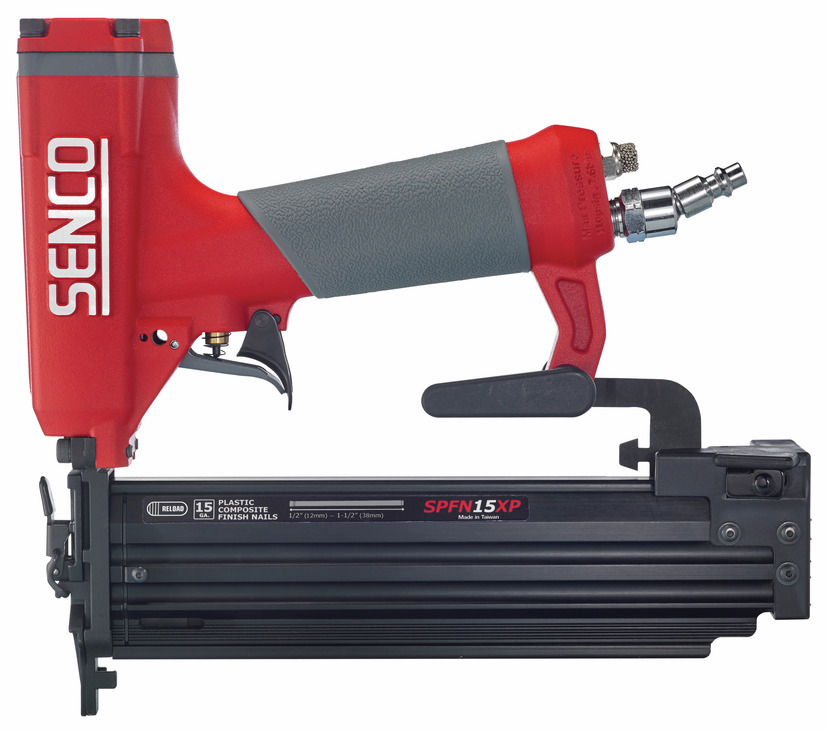 Hafele 006.50.945 Senco 9H0001N Plastic 15 Gauge Finish Nailer