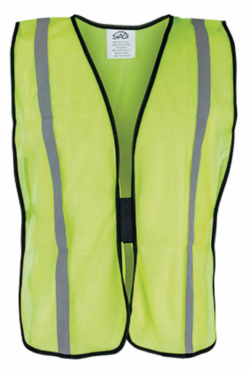 Hafele 007.46.029 Basic Safety Vest, 100% polyester, one size fits most (each)