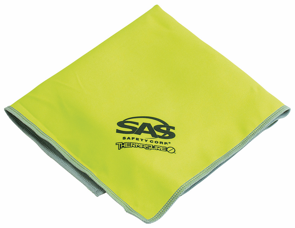 "Hafele 007.46.928 Cooling Towel, 12.20"" x 33"", lightweight, UPF-50 protection (each)"