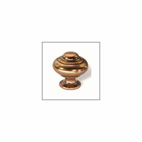 Siro Designs Nuevo Classico 43-734 ; 43 734 Knob Dia.: 40mm Antique Gold