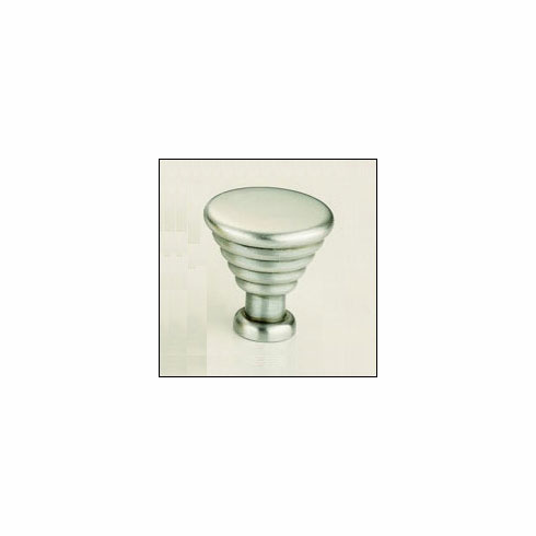 Omnia 9147-US26D Knob US26D-Satin Chrome Plated