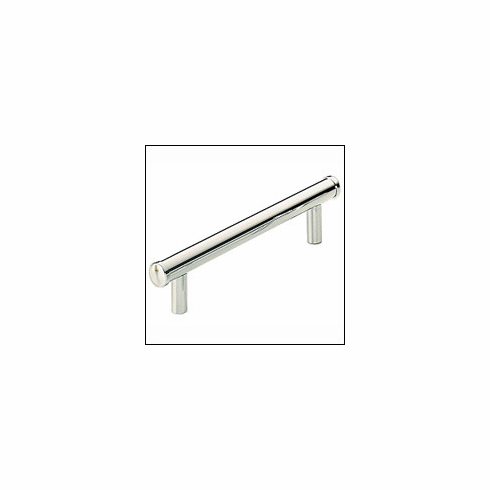 Omnia 9464-US26 Pull US26-Polished Chrome Plated
