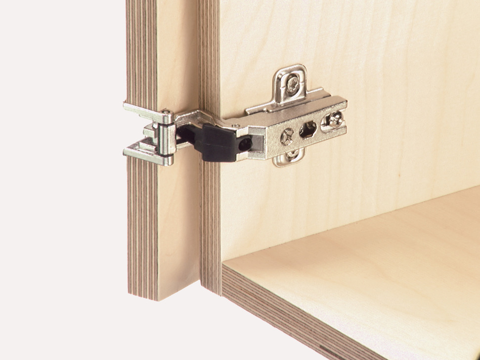 Hafele Opening Angle Reduction Clips for Grass Nexis  hinges 322.66.310