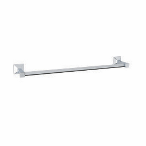 ROHL VIN1/18PN Rohl Vincent Bath 18^ Single Towel Bar In Polished Nickel