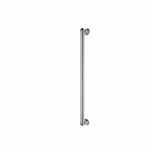 ROHL 1250TCB Rohl All Brass 36^ Decorative Grab Bar In Tuscan Brass