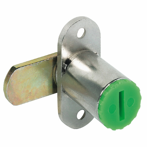 Hafele 235.59.600 Cam Lock, Symo, zinc, nickel-plated, 22mm, Closure A (each)