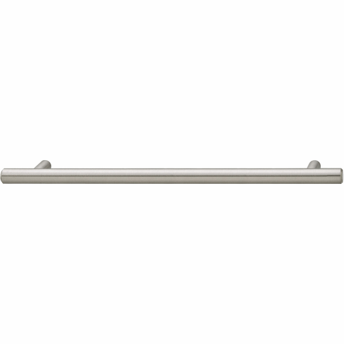 Hafele 117.97.664 Bar Pull, Cosmopolitan, steel, brushed nickel, 102ST23, 8-32, center to center 192mm (each)