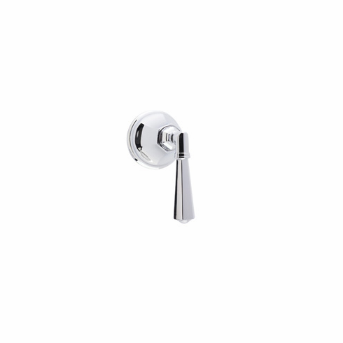 ROHL A4812LMAPCTO Rohl Palladian Trim Package Only No Rough To Volume Control In Polished Chrome With Palladian Metal Lever