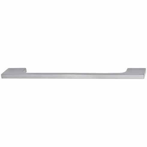 Hafele 111.04.116 Handle, Showcase collection, zinc, stainless steel, 100ZN49, M4, center to center 160mm (each)