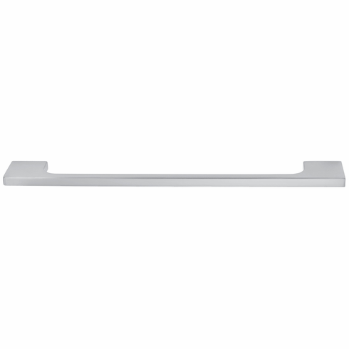 Hafele 111.04.117 Handle, Showcase collection, zinc, stainless steel, 100ZN49, M4, center to center 192mm (each)