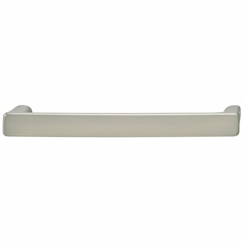 Hafele 111.59.002 Handle, Lago di Como, zinc, stainless steel look, 100ZN22, M4, center to center 128mm (each)