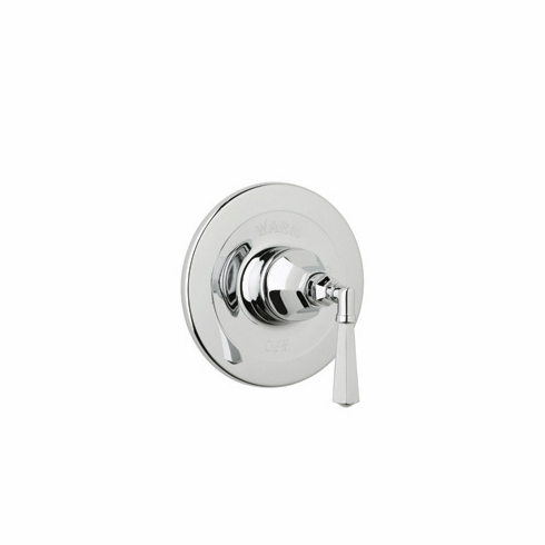 ROHL A1900LMSTN **Kit** Rohl Palladian Kit For Pressure Balance In Satin Nickel With Palladian Metal Lever Hex Bell Cap And Without Diverter