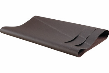 "Hafele 005.32.990 Wide Belt, 43"" x 85"", aluminum oxide, 100 grit, open coat, resin cloth, 5 per package"