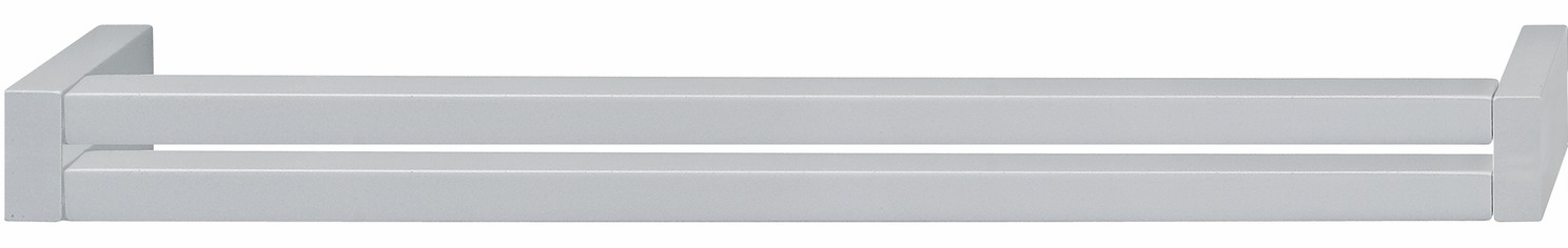 Hafele 102.74.915 Handle, Lago di Como, aluminum, matt, 106AL22, M4, center to center 128mm (each)