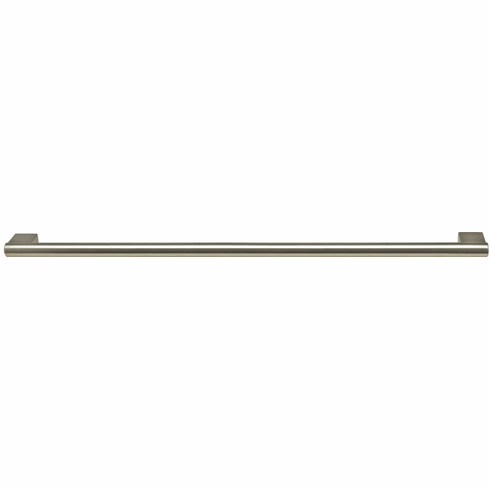 Hafele 115.70.081 Handle, stainless steel, 100SS29, M4, center to center 492mm (each)