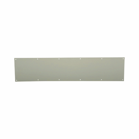 "840032D432 4"" x 32"" 32D Kick Plate S32D Satin Stainless Steel"