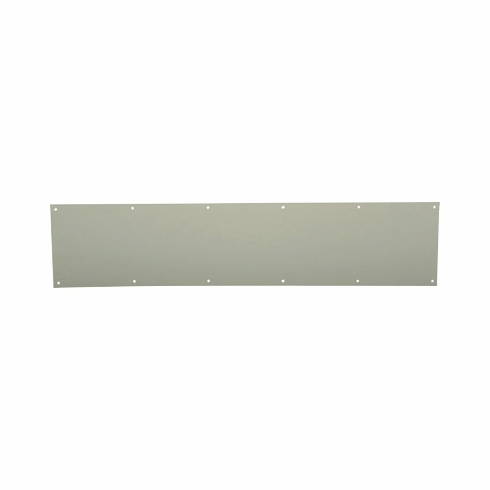 "840032D828 8"" x 28"" 32D Kick Plate S32D Satin Stainless Steel"
