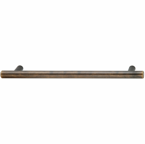 Hafele 117.97.357 Handle, steel, oil-rubbed bronze, 105ST43, M4, center to center 156mm (each)