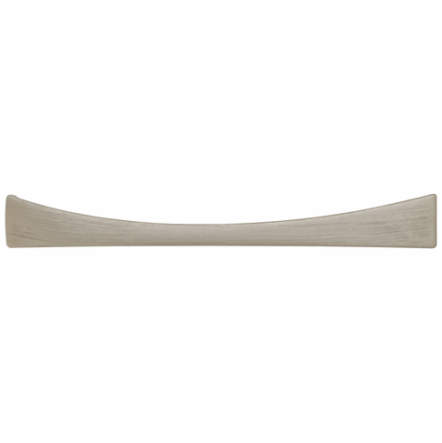 Hafele 107.48.003 Handle, zinc, stainless steel, 100ZN08, M4, center to center 128mm (each)
