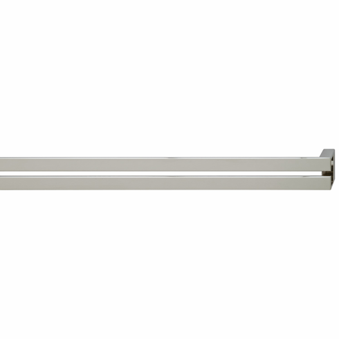 Hafele 107.96.238 Handle, zinc, polished chrome, 101ZN16, M4, center to center 320mm (each)
