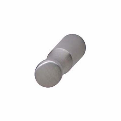Hafele 134.83.602 Knob, stainless steel, 100SS69, M4, 12 x 30mm (each)