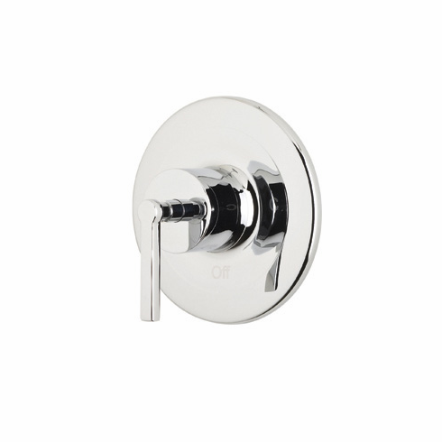 ROHL A2200LMSTN **Kit** Rohl Lombardia And Avanti Bath Trim Set To Pressure Balance In Satin Nickel With Metal Lever Handle And Without Diverter