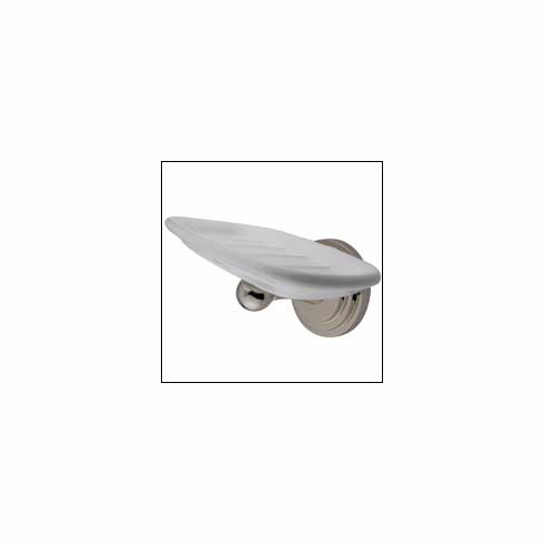 Kingston Brass BA2715PN Milano Soap Dish Polished Nickel