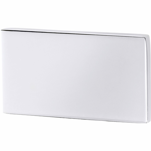 Hafele 106.69.280 T-handle, zinc, polished chrome, 101ZN23, 8-32, center to center 16 mm (each)