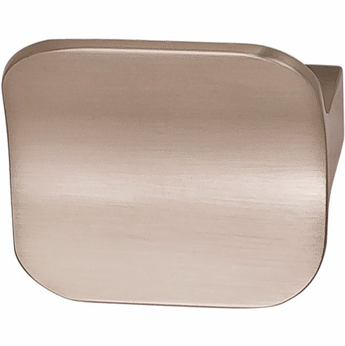 Hafele 106.61.071 Handle, Studio, H1550, zinc, brushed nickel, 102ZN27, M4, center to center 32mm (each)
