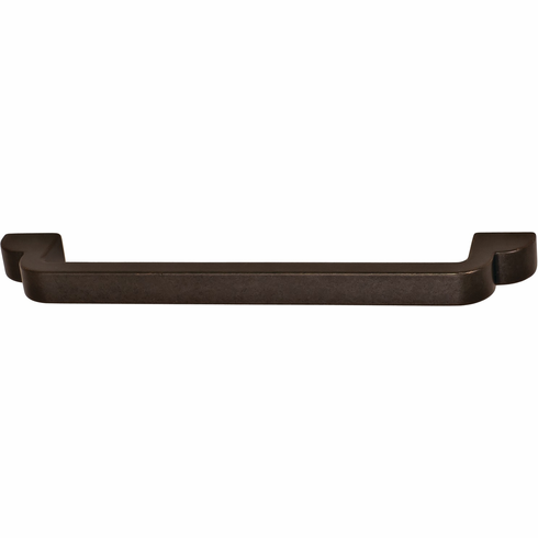 Hafele 106.61.044 Handle, Studio, H1530, zinc, oil-rubbed bronze, 105ZN27, M4, center to center 160mm (each)