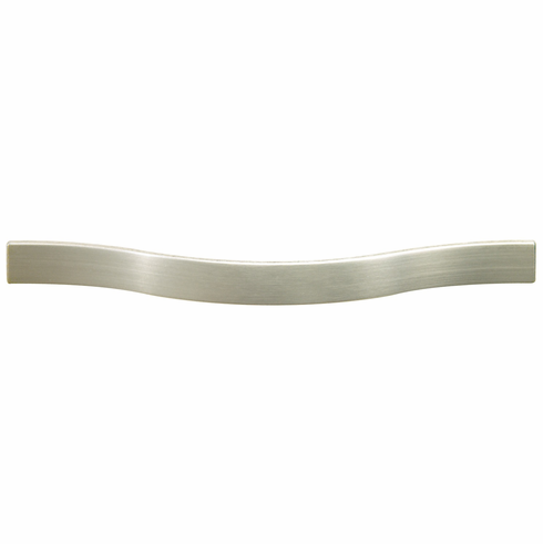Hafele 104.80.003 Handle, zinc, stainless steel, 100ZN08, M4, center to center 160mm (each)
