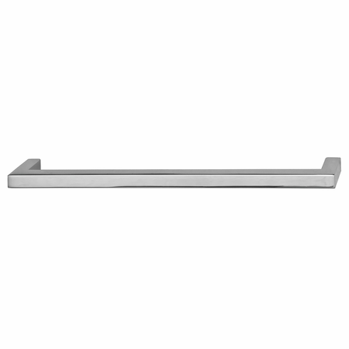 Hafele 102.12.204 Handle, Vogue, zinc, polished chrome, 101ZN24, M4, center to center 192 mm (each)