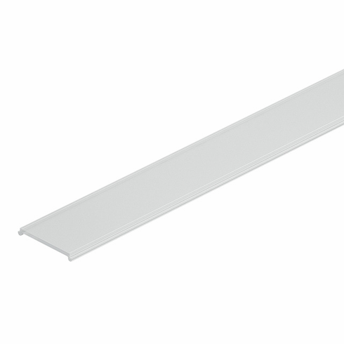 Hafele 833.74.781 LOOX Cover for Profiles, with legs, milk, 18 x 4 mm, 2.5 meter