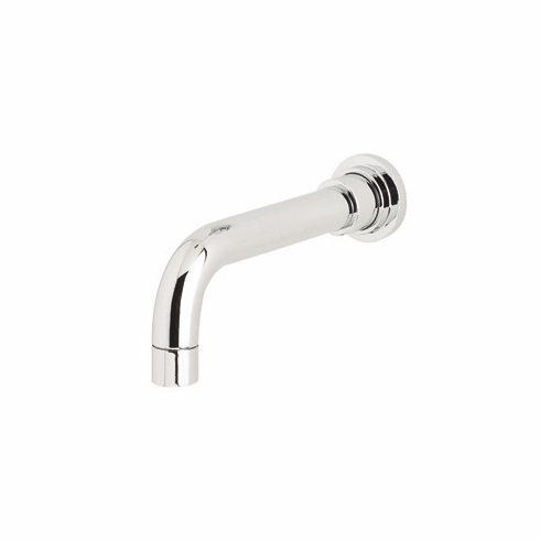 ROHL A2203STN Rohl Lombardia And Avanti Bath Wall Mounted Tub Spout In Satin Nickel