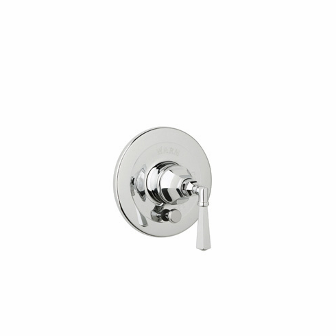 ROHL A2900LMSTN **Kit** Rohl Palladian Kit For Pressure Balance In Satin Nickel With Palladian Metal Lever Hex Bell Cap And With Diverter