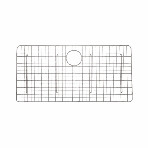 ROHL WSGRSS3618SS Wire Sink Grid For Rss3618 Kitchen Sinks In Stainless Steel With Feet