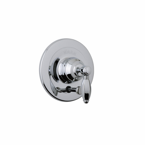 ROHL A2400LCSTN **Kit** Rohl Country Bath Kit For Pressure Balance In Satin Nickel With Crystal Lever And Diverter