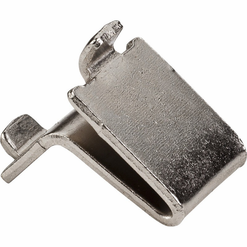 Hardware Resources 1460NI Standard Clip Finish: Nickel Plated