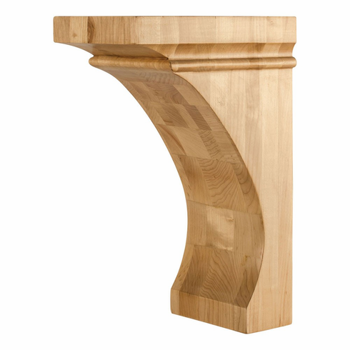 COR44-3-HMP Corbel with Cove Design