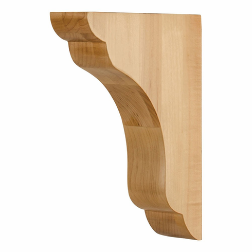 COR46-ALD Wood Bar Bracket