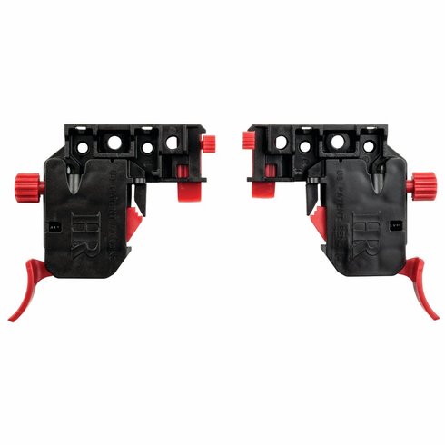 USCLIP500-4W 4-way Adjustable Clip for USE58-500 Series Synchronized Undermount Slides. (1 Pair)