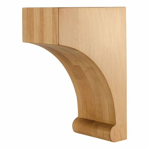 COR47-3-CH Corbel with Bullnose Base