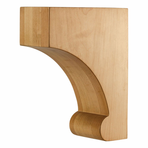 COR47-1-CH Corbel with Bullnose Base